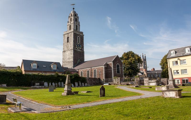 St Anne's Tower in Cork, Ireland